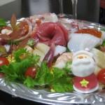 クリスマス寿司